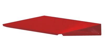 Løftelåg i rød til model ONKEL.