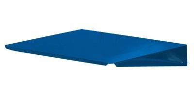 Løftelåg i blå til model ONKEL