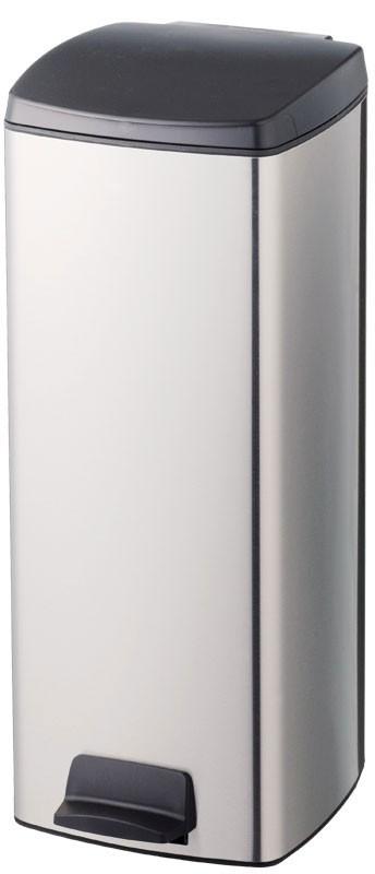 Pedalspand, 25 liter, rektangulær