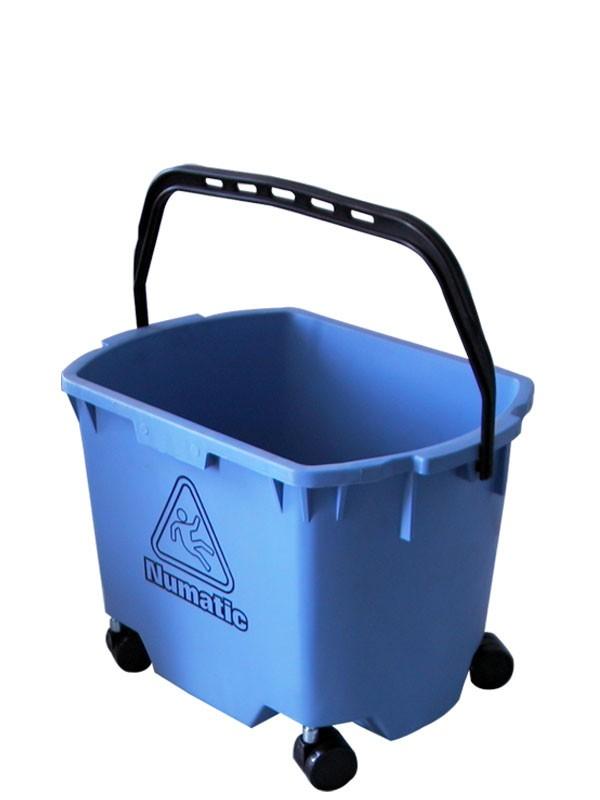Mopspand på hjul, 18 liter