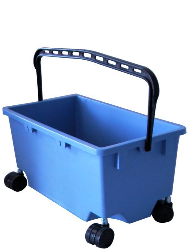 Mopspand på hjul, 30 liter