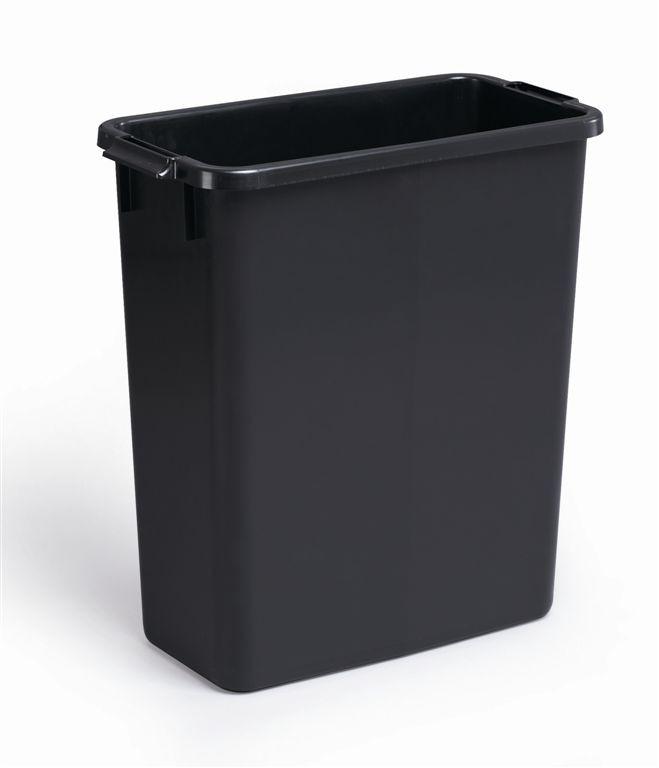 Ludvig, sort 60 liter