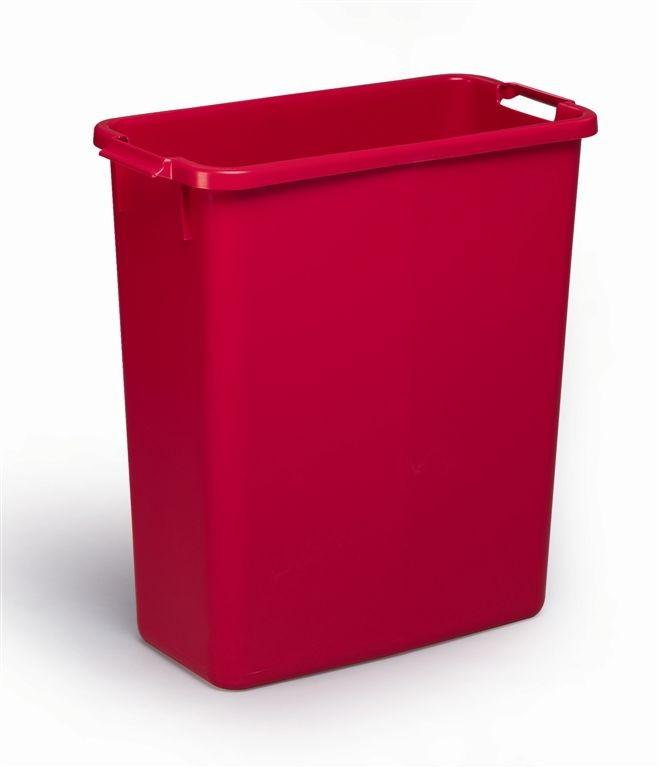 Ludvig, rød 60 liter
