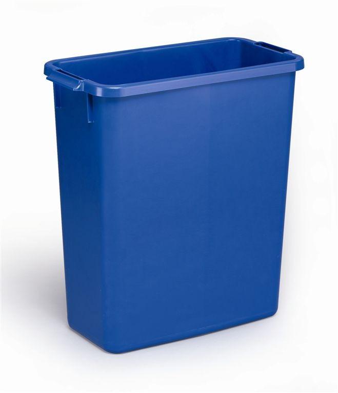 Ludvig, blå 60 liter