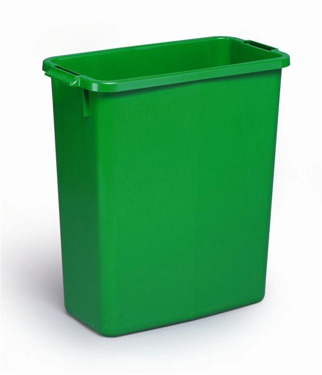 Ludvig, grøn 60 liter