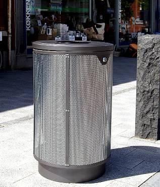 Affaldsbeholder Frederik
